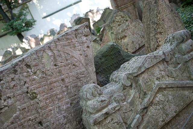cimitero ebraico di praga