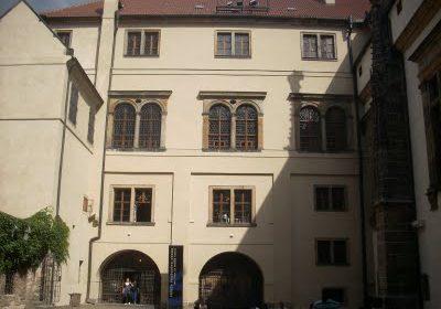 museo castello di praga