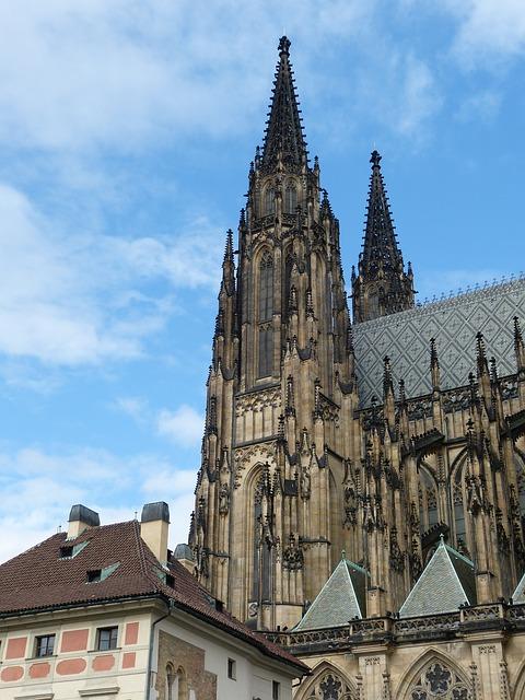 cattedrale di san vito praga