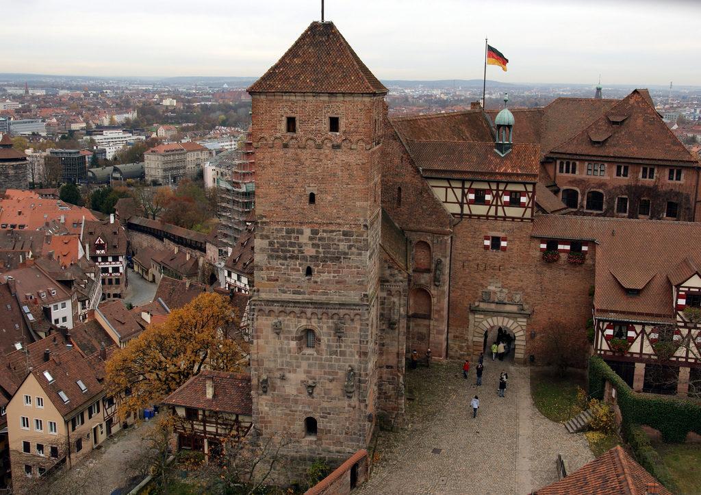 castello di norimberga