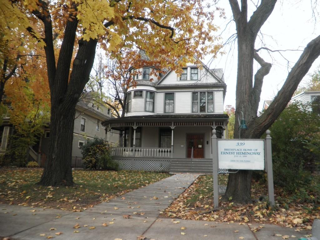 casa di hemingway chicago