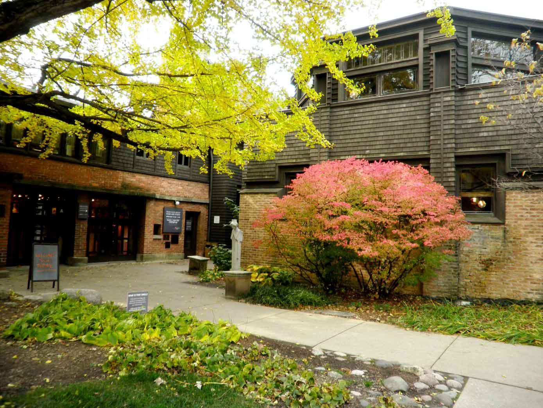 Casa museo e studio di frank lloyd wright oak park for Frank lloyd wright piani per la casa