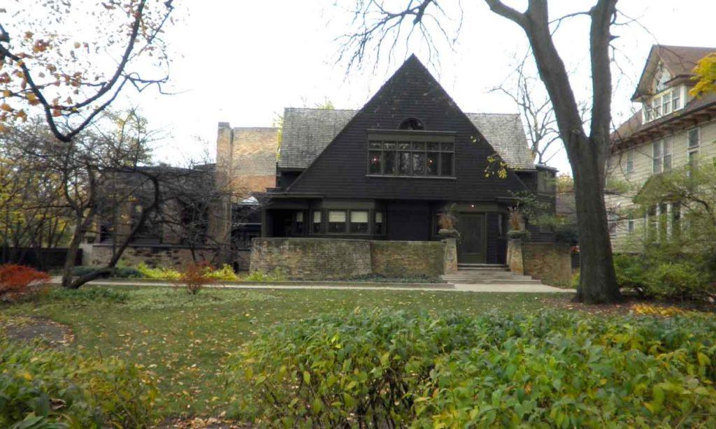 casa e studio frank lloyd wright