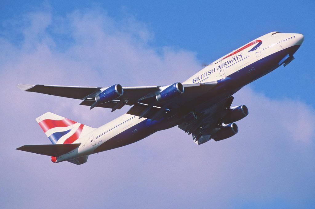 british airways esperienza