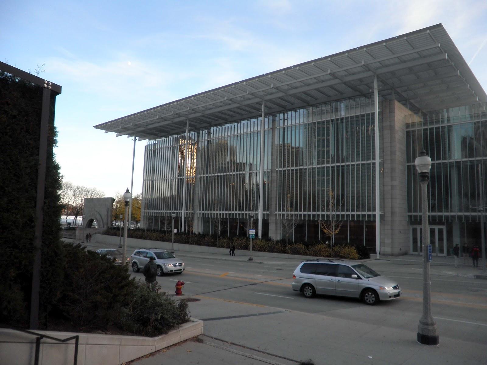 Art institute of chicago viaggi verde acido for Garage significato
