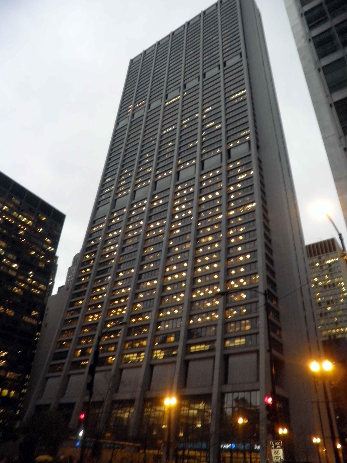 Grattacieli di Chicago...