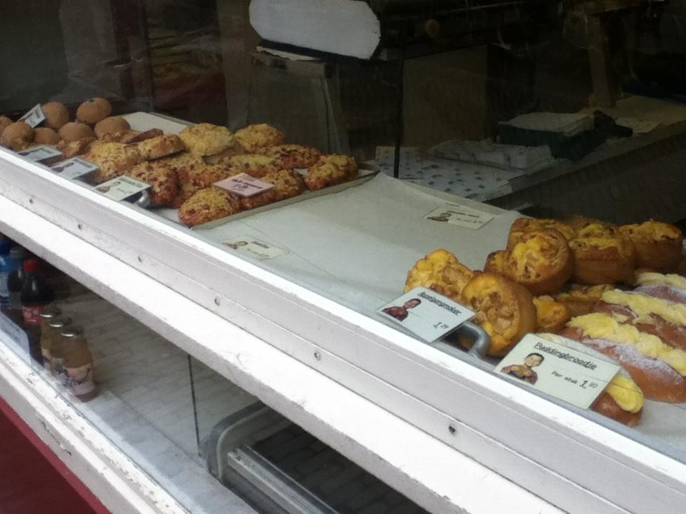cibo da strada olandese