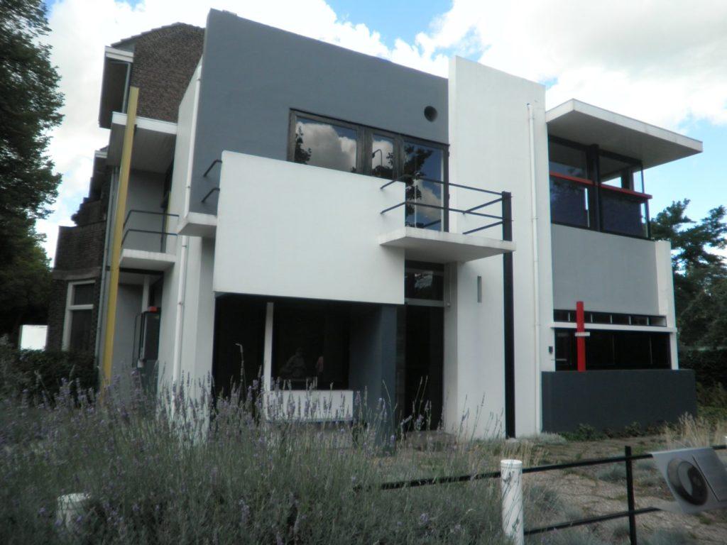 Visita guidata alla rietveld schroeder house viaggi for Garage significato