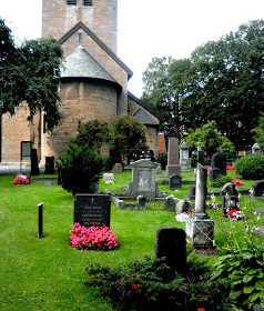 gamle aker kirke oslo