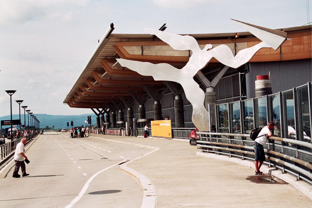 aeroporti di oslo