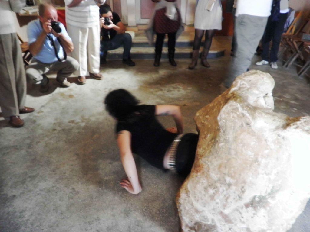 calimera salento pietra forata