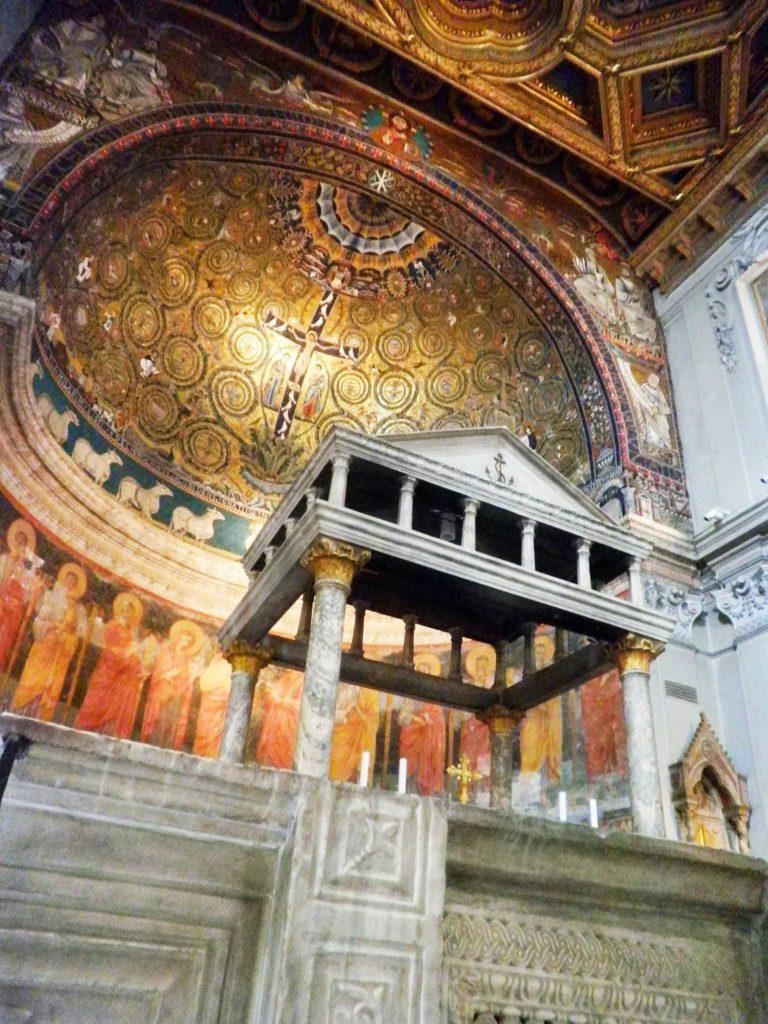 basilica san clemente roma