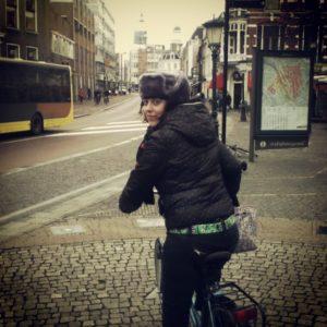 ne vado fiera bicicletta