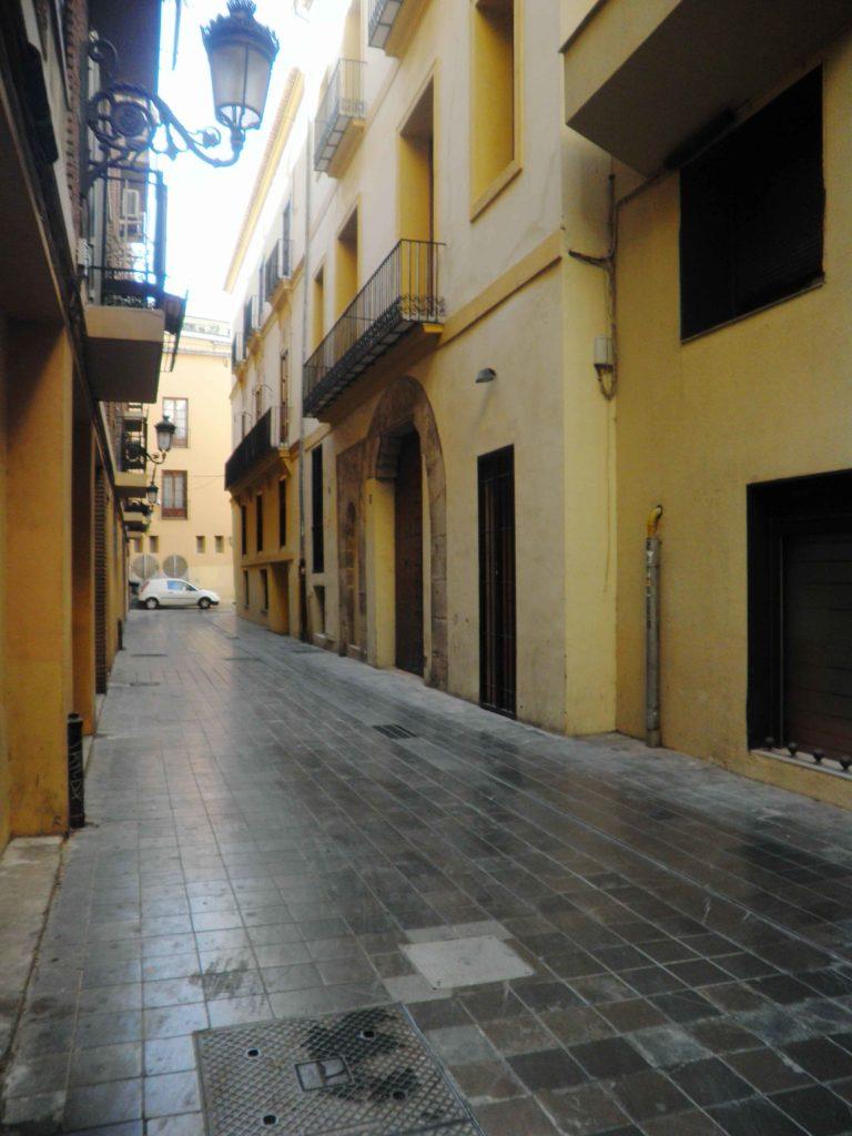 center hostel valencia