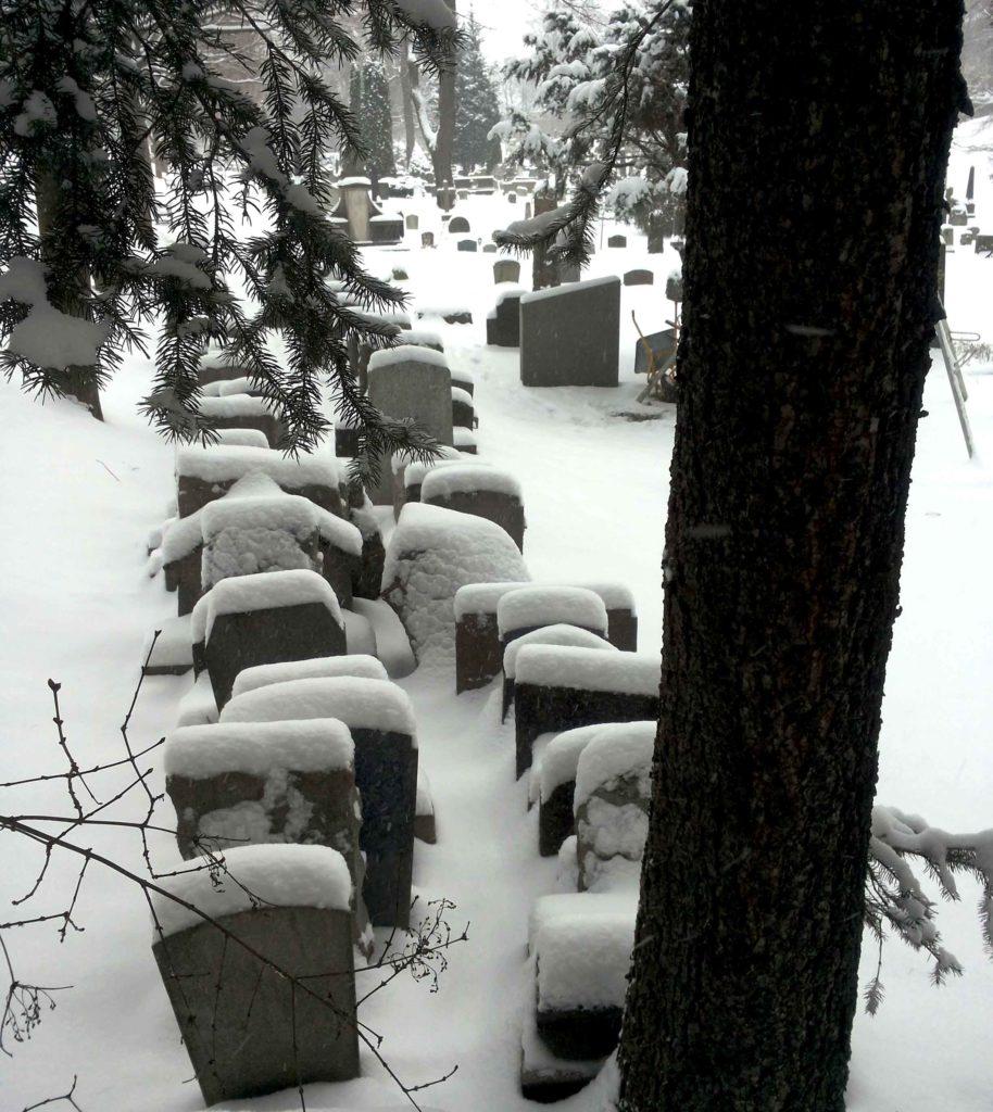 oslo cimitero var frelsers