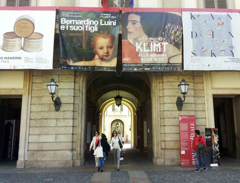 Klimt in mostra a palazzo reale milano viaggi verde acido - Prossime mostre milano ...