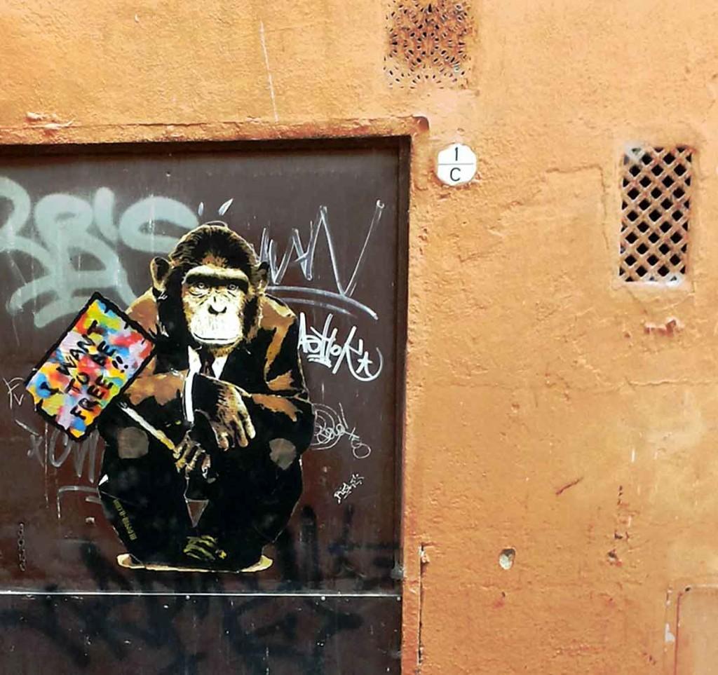 street art a Bologna