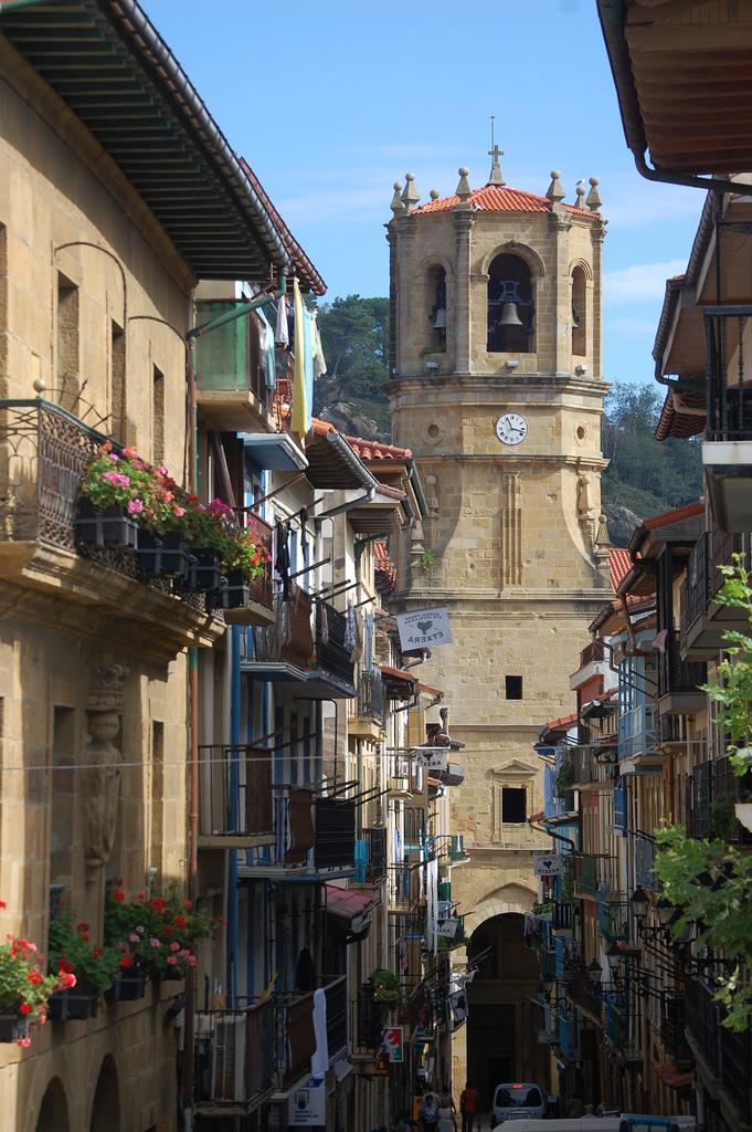 paesi baschi getaria