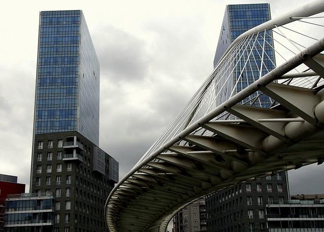 bilbao architettura contemporanea