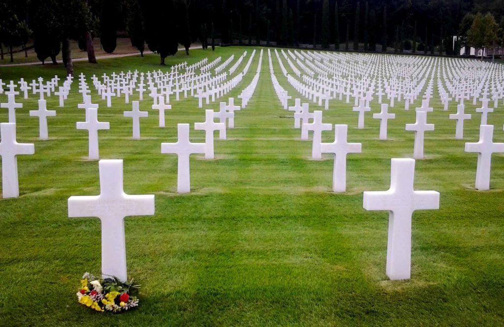 cimitero americano firenze