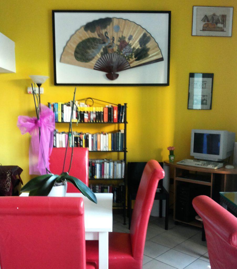 residence villa azzurra rimini