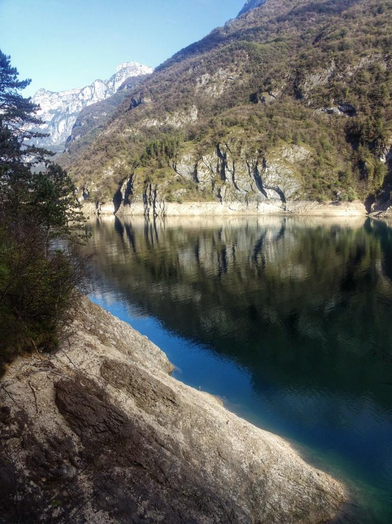trekking lago del mis