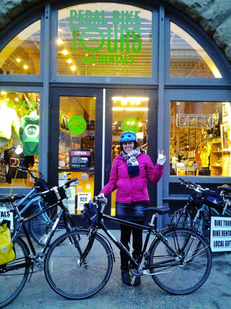 portland oregon biciclette