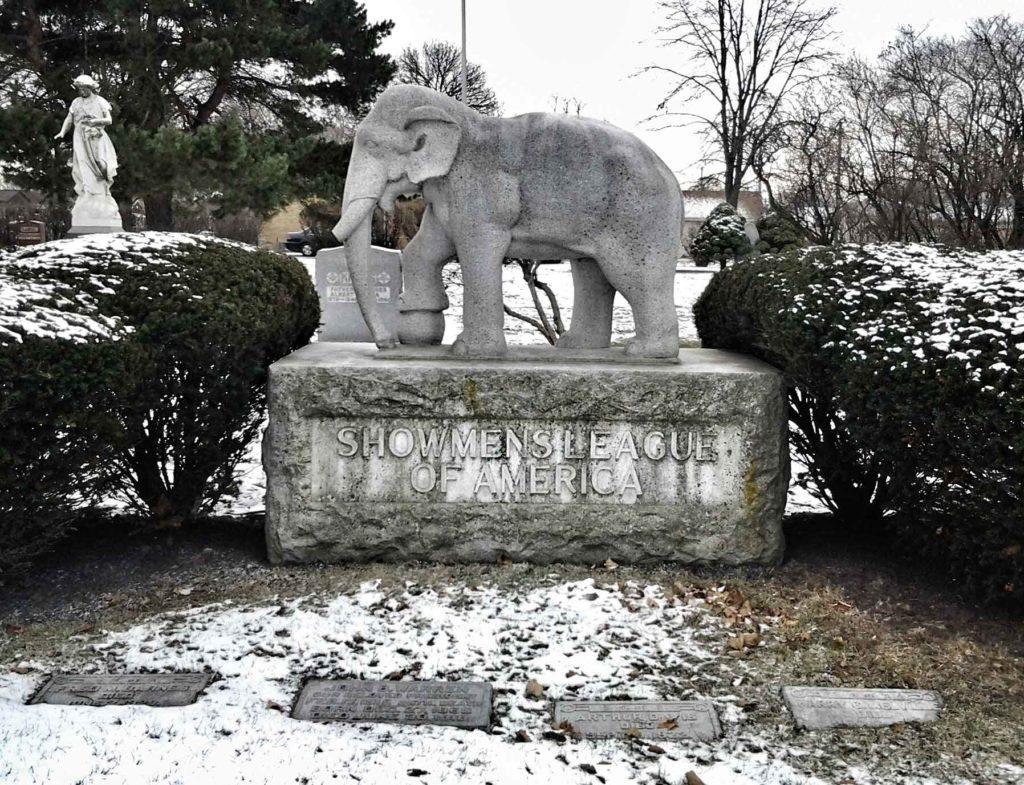 cimitero usa chicago