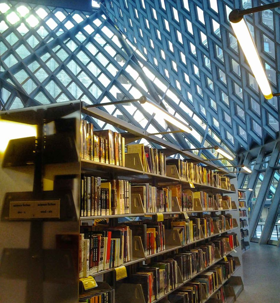 biblioteca centrale di seattle