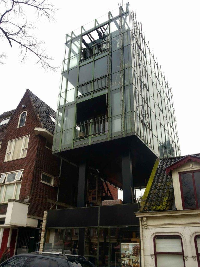 Architettura a groningen un itinerario a piedi viaggi for Piani di casa di architettura