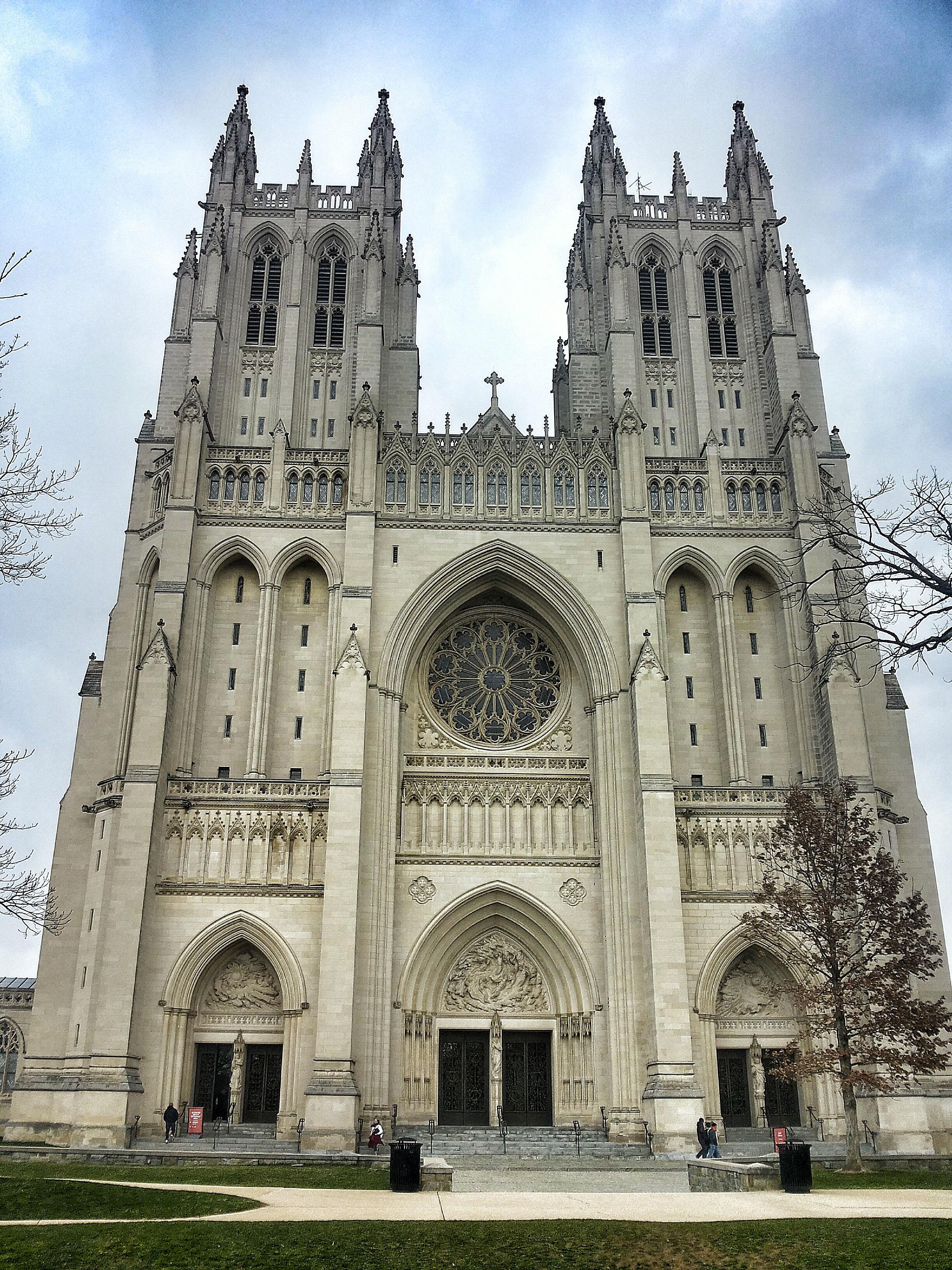 cattedrale di washington