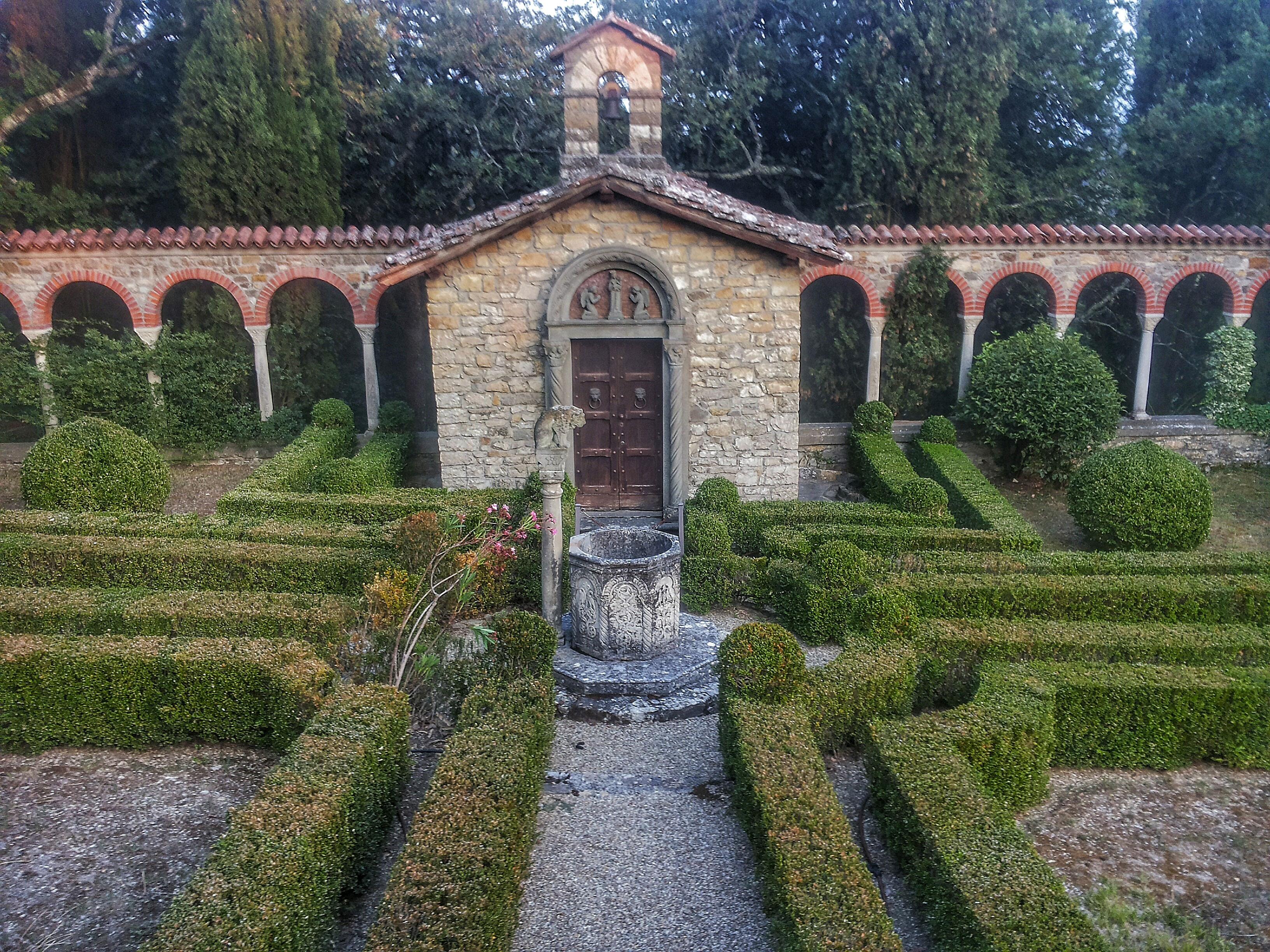 villa peyron giardino
