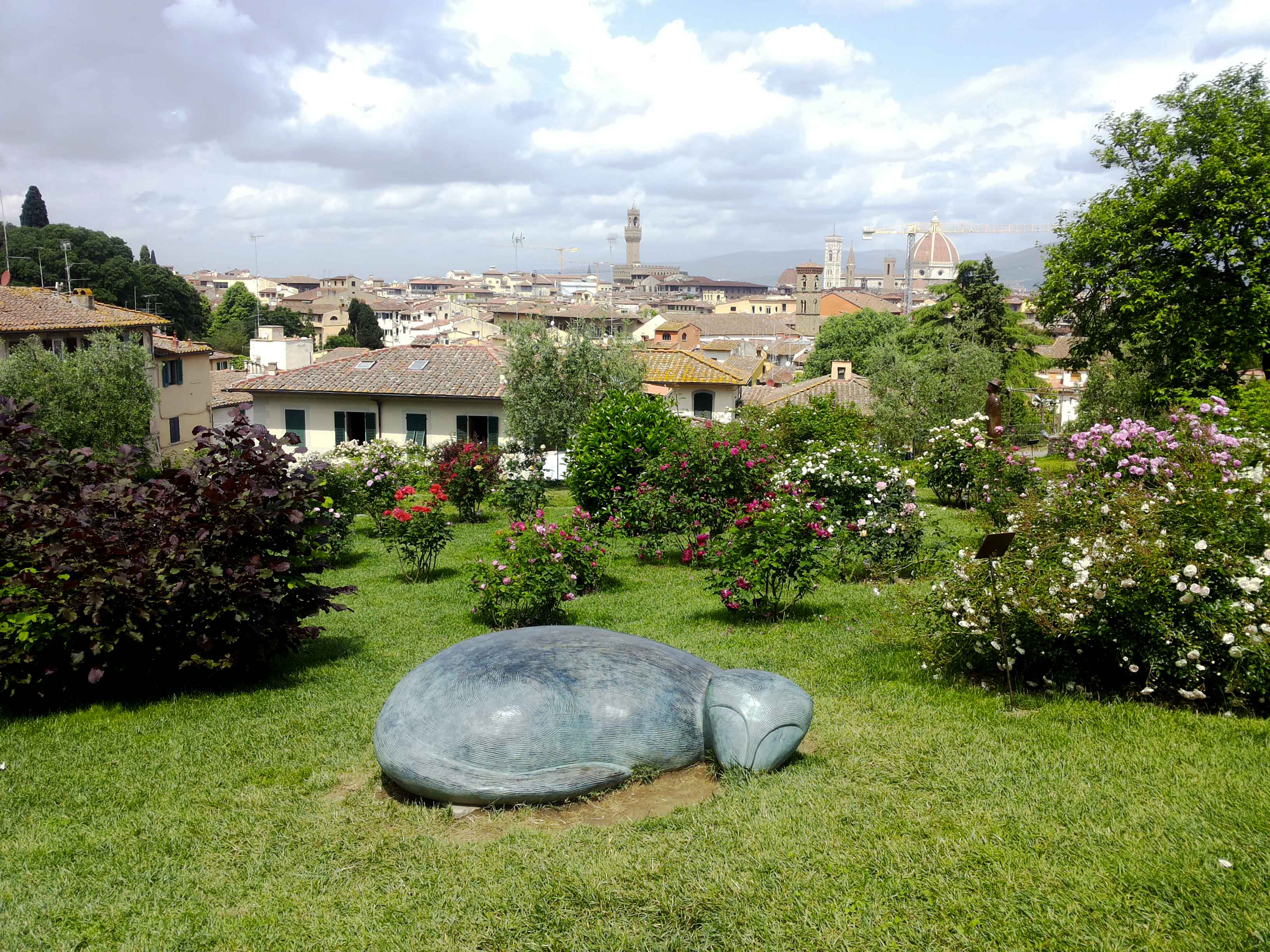 Non solo boboli 9 giardini da visitare a firenze for Giardino firenze