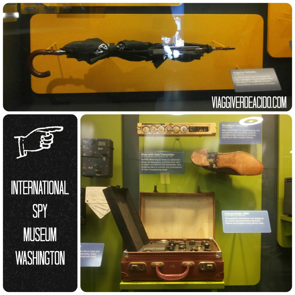 museo delle spie washington