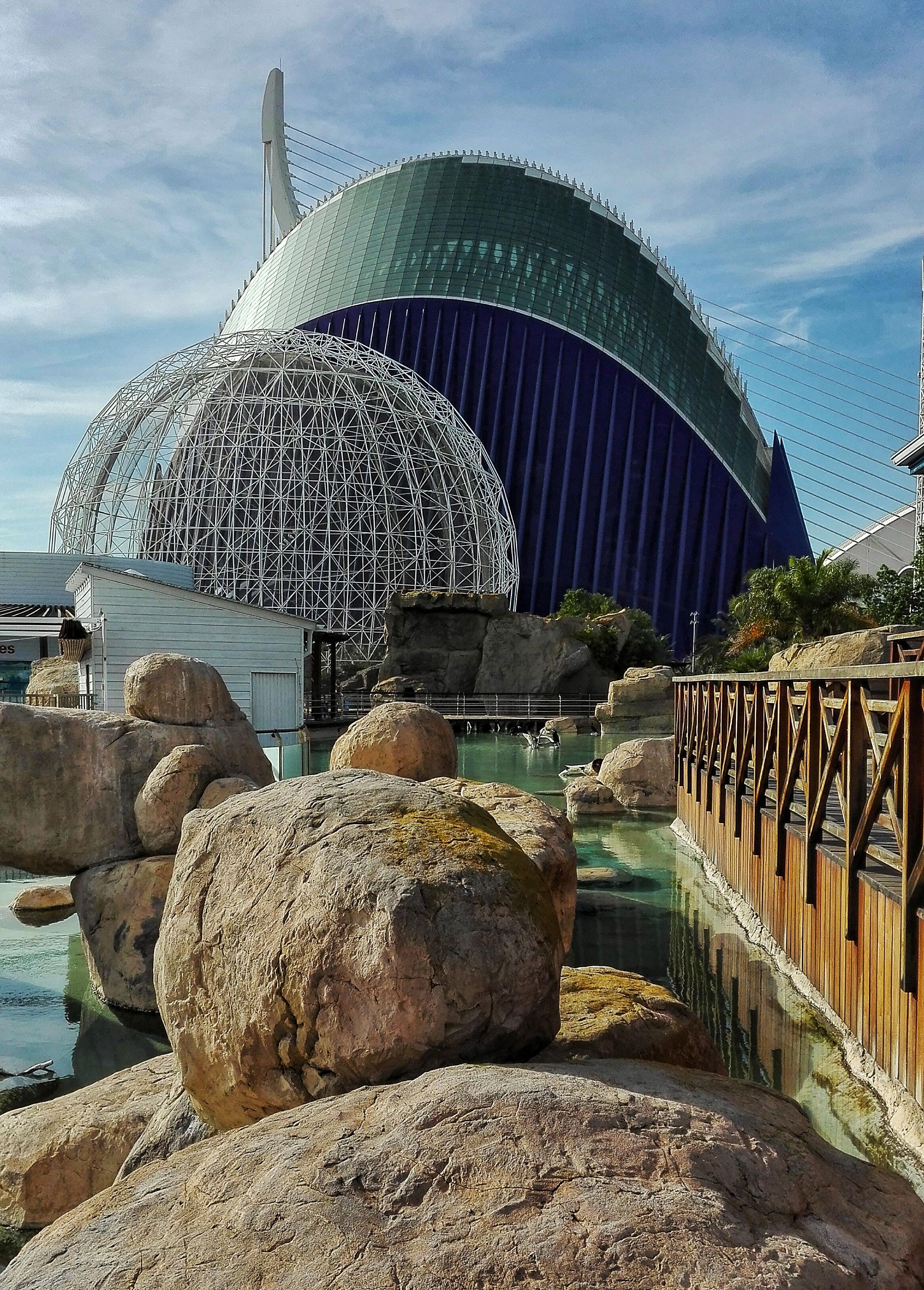 museo oceanografico di valencia