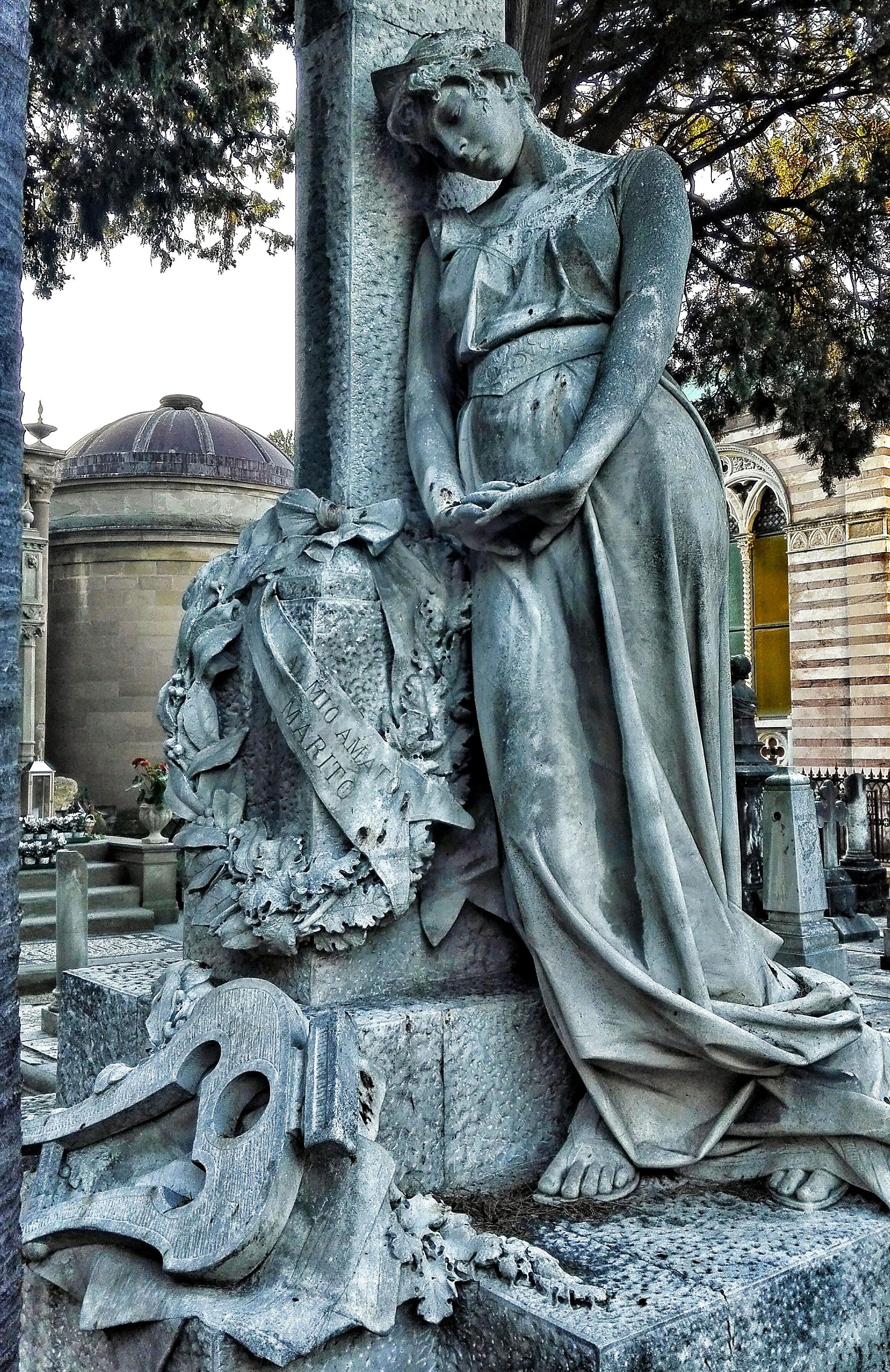 cimitero delle porte sante