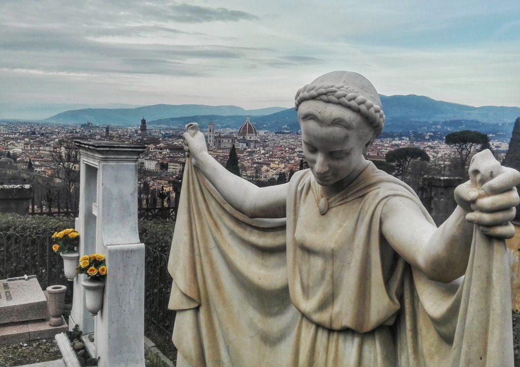 cimitero delle porte sante firenze