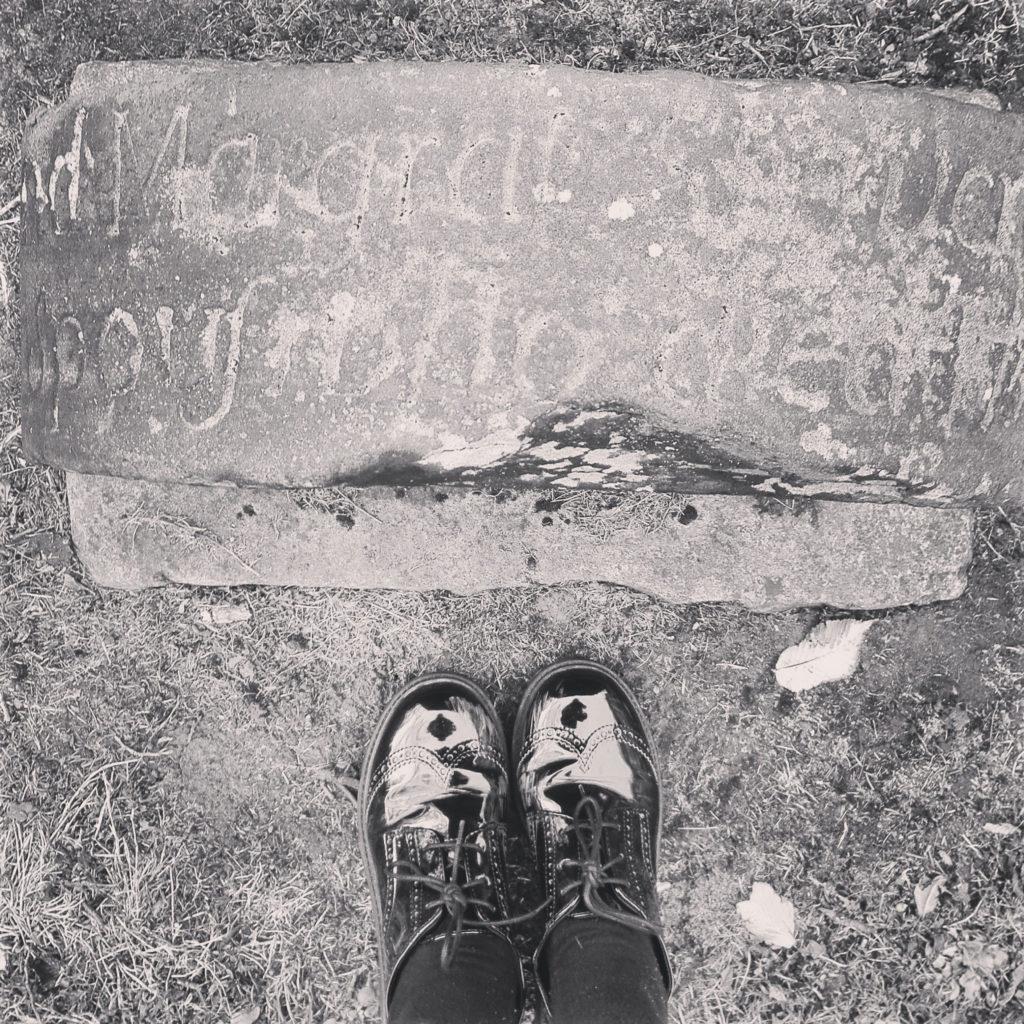 greyfriars kirkyard edimburgo cimitero