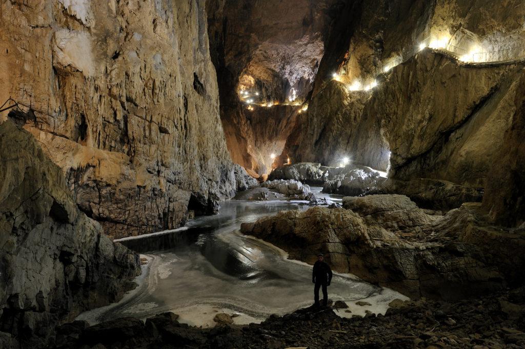 grotte di Skocjan