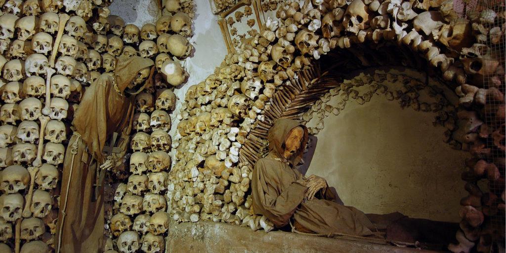 cripta dei cappuccini roma
