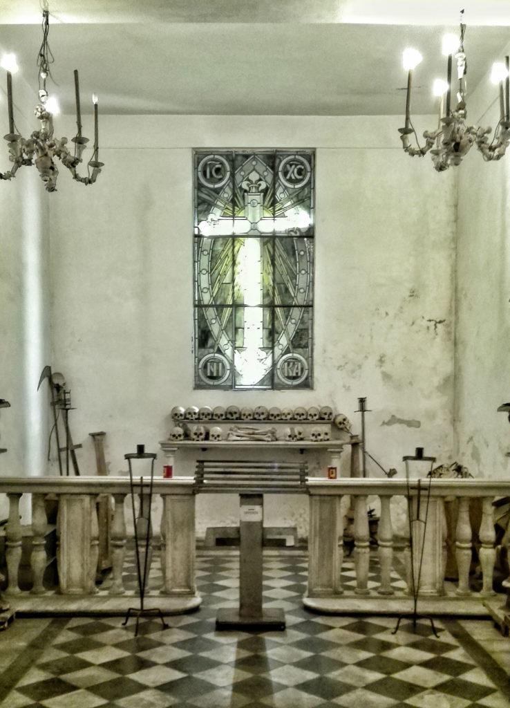 cripta orazione e morte roma