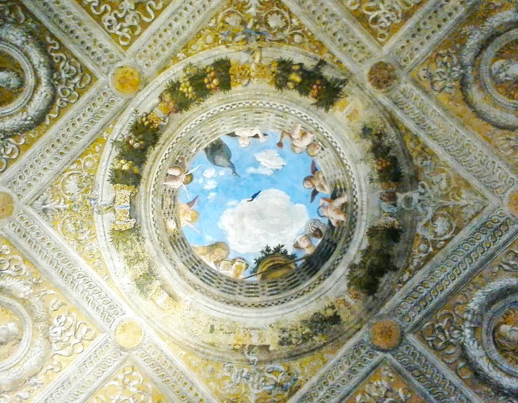 Mantova visitare palazzo ducale e la camera degli sposi for Camera sposi mantova