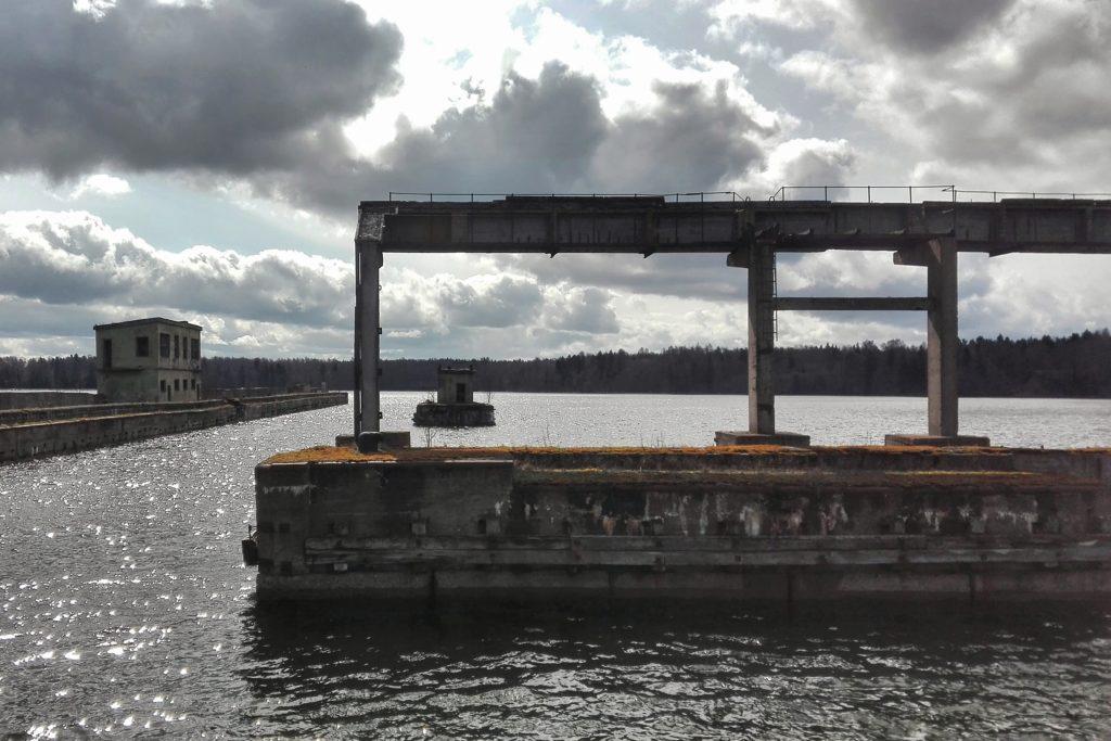 base sottomarini sovietici abbandonata