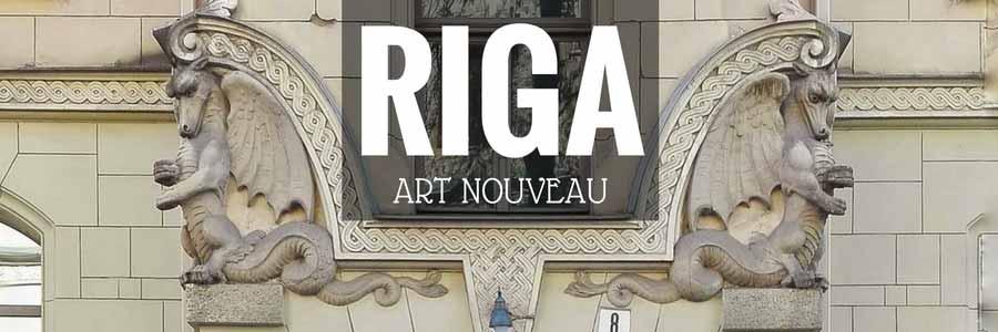 Art Nouveau a Riga – itinerario di architettura