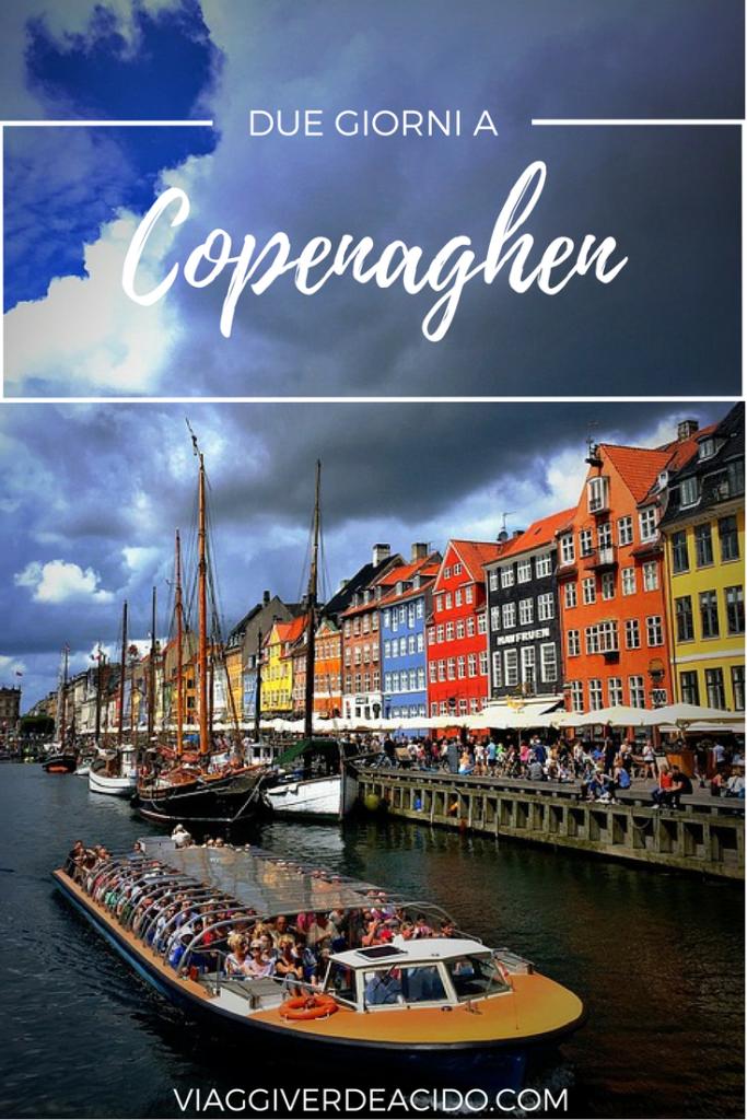 copenaghen itinerario