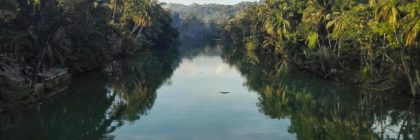 bohol filippine loboc river