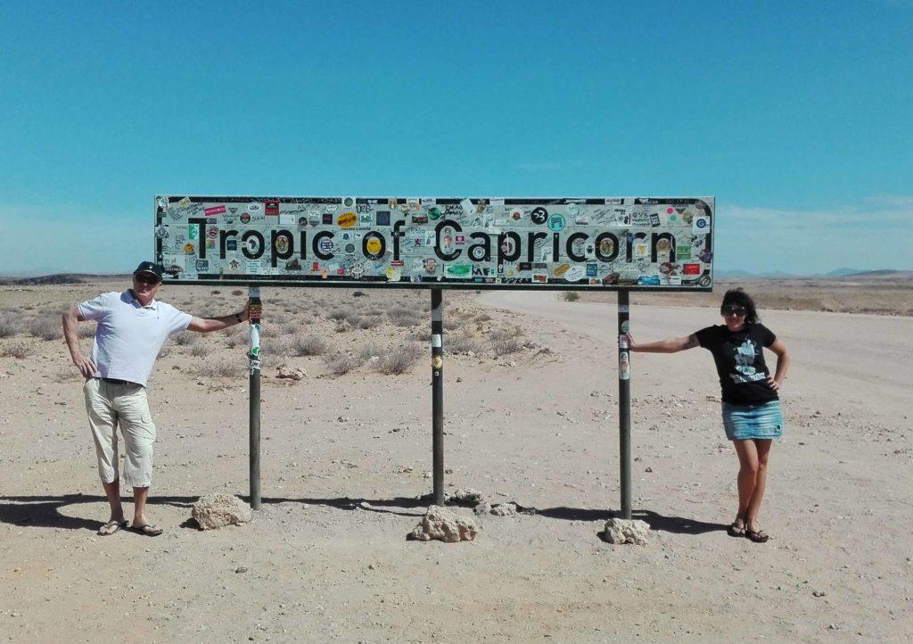 viaggio in namibia itinerario