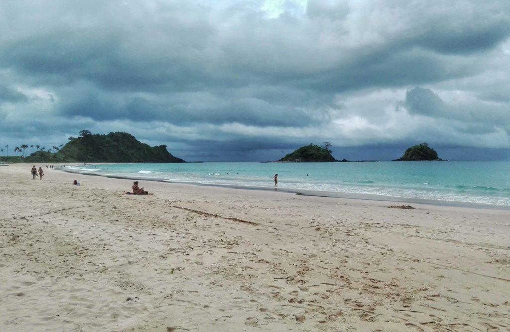 nacpan spiagge filippine