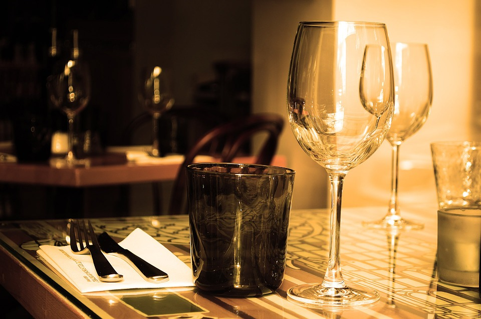 cena romantica a firenze