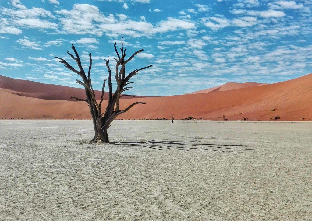itinerario namibia viaggio